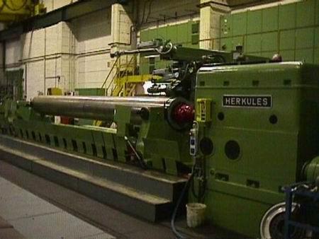 Walzenschleifmaschine E-10379