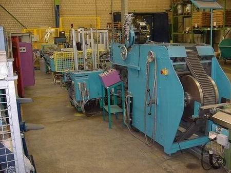 Verpackungsmaschine für Schweißelektroden E-10494