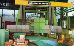 Portalfräsmaschine Waldrich PFS 15