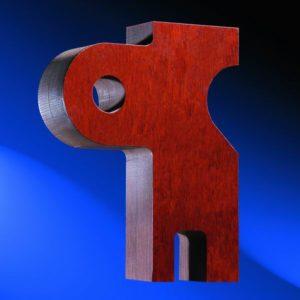 Hartholz 2D Zuschnitt