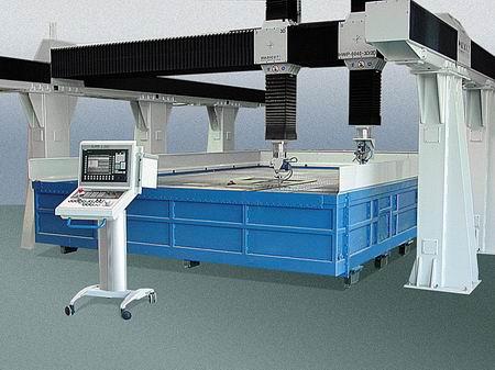 HWPV- 6040/2-2D/3D Wasserstrahlschneiden